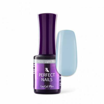 LacGel Plus +121 Gél Lakk 8ml  - Light Blue - Cupcake