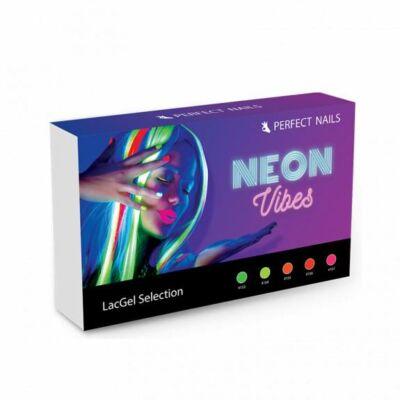 LacGel Neon Vibes Gél lakk szett - Perfect Nails