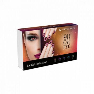 Perfect Nails LacGel Cat Eye 9D Gél lakk szett