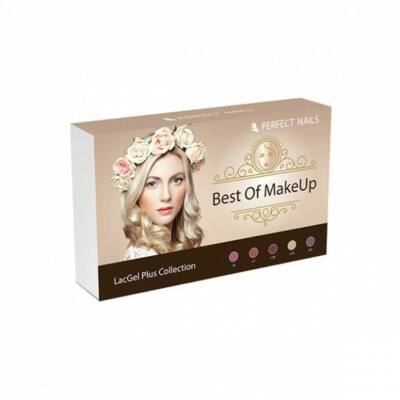 LacGel Plus Best of MakeUp Gél Lakk Szett 5x8ml Perfect Nails