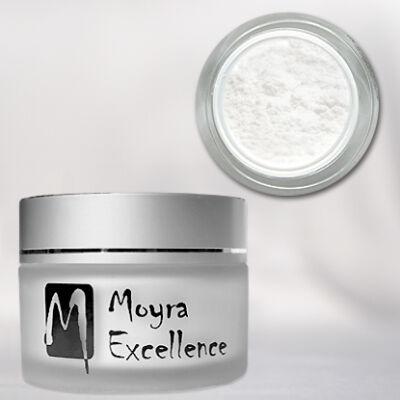 Moyra excellence építő porcelánpor Francia fehér 12g