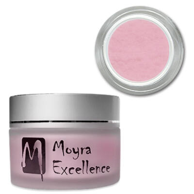 Moyra excellence építő porcelánpor sötét rózsaszín 12g