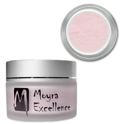 Moyra excellence építő porcelánpor Világos rózsaszín 28g