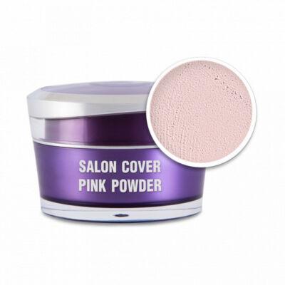 Körömágyhosszabbító porcelánpor - Salon Cover Pink Powder 15ml Perfect Nails