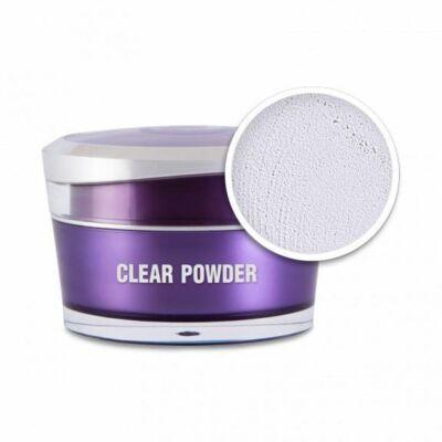 Műkörömépítő porcelán por - Clear powder 5ml Perfect Nails
