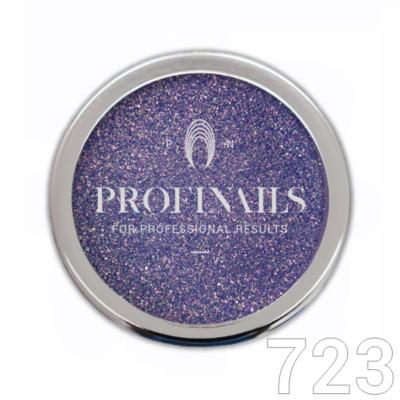 Profinails Canyd Aurora Powder 1g 723 Purple