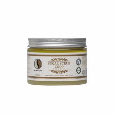 Cukorradír - Kókusz kézre - lábra - testre 500ml Sara Beauty Spa