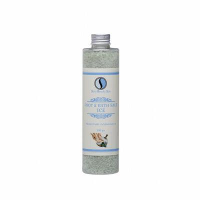 Hűsítő fürdő- és lábáztató só 330g Sara Beauty Spa