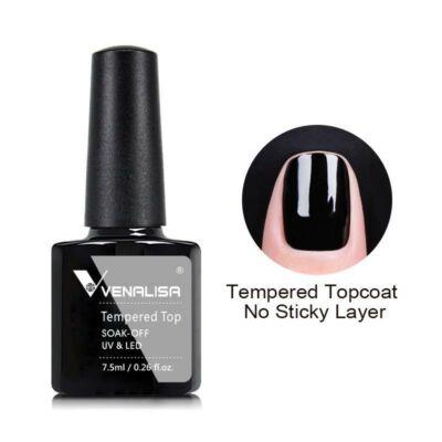 Venalisa Magasfényű Tempered Top Coat 7,5ml