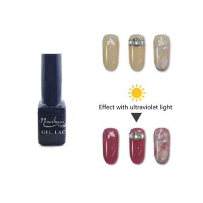Moonbasanails Light Effect lakkzselé  431