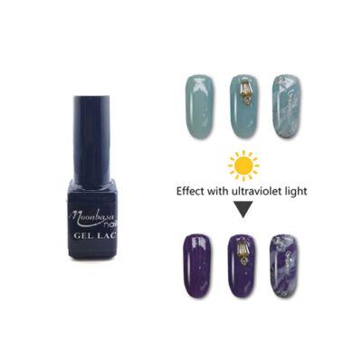 Moonbasanails Light Effect lakkzselé 434