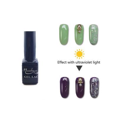 Moonbasanails Light Effect lakkzselé 437