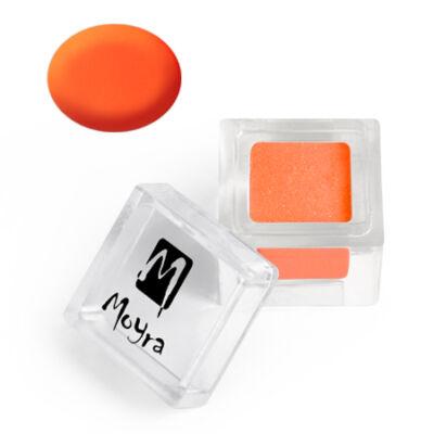 Moyra színes porcelánpor 27 Neon narancs