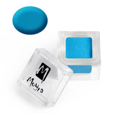 Moyra színes porcelánpor 30 Neon kék