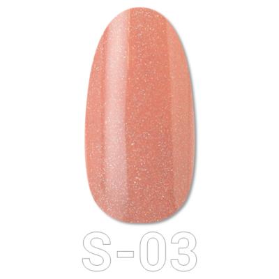 Profinails UV/LED géllakk Glimmer Shine 6gr S-03