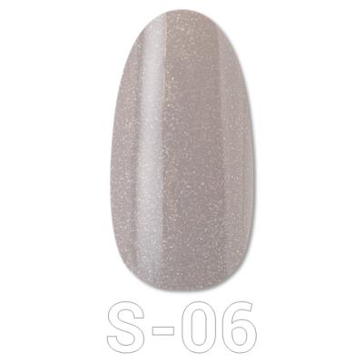 Profinails UV/LED géllakk Glimmer Shine 6gr S-06