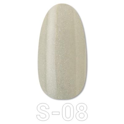 Profinails Glimmer Sine UV/LED géllakk 6gr S-08