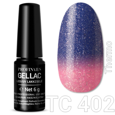 Profinails UV/LED Thermo gèllakk No 402