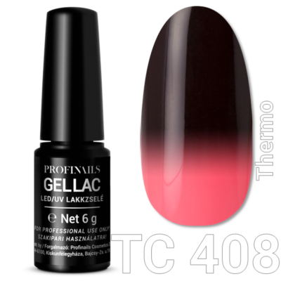 Profinails UV/LED Thermo gèllakk No 408